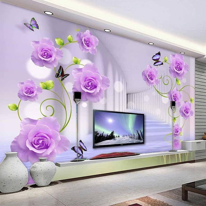 What Is 3D Wallpaper? Advantages and Disadvantages: 3d wallpaper 1