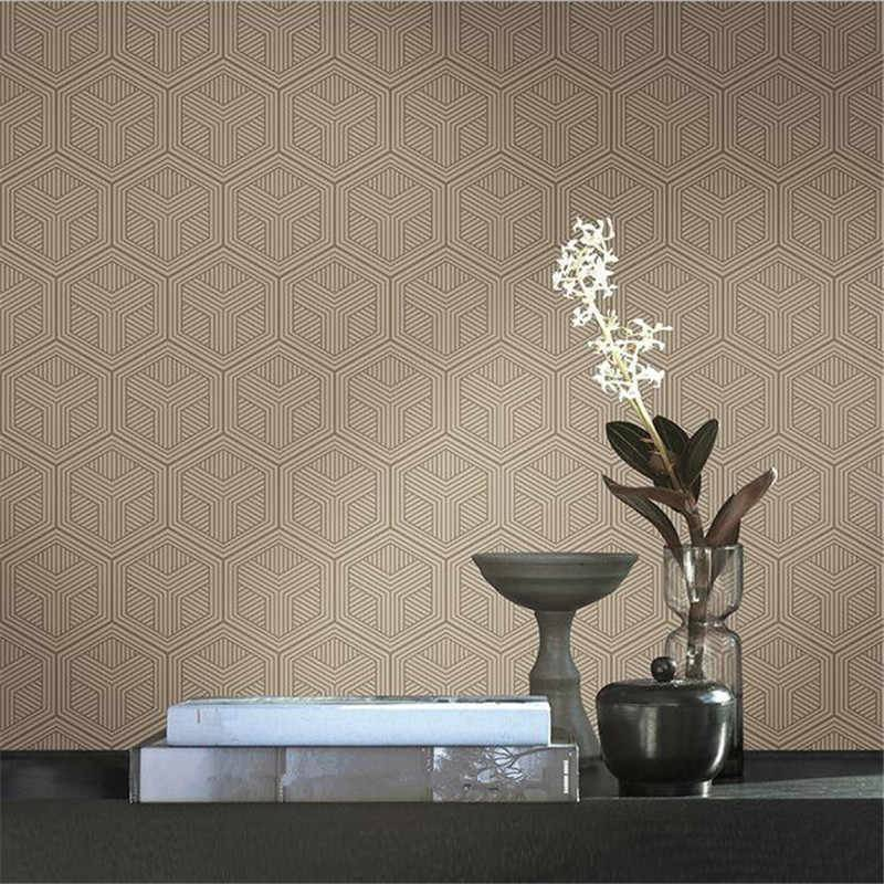 What Are The Difference Between PVC Wallpaper And Non-Woven Wallpaper? What Is Non Woven Wallpaper