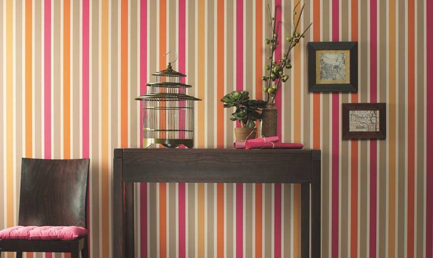 What Is Vinyl Wallpaper? All You Need To Know: vinyl wallpaper 1